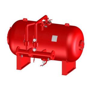 Пожарные резервуары для запаса воды