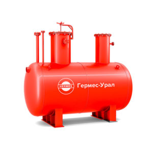 Пожарные резервуары запаса воды