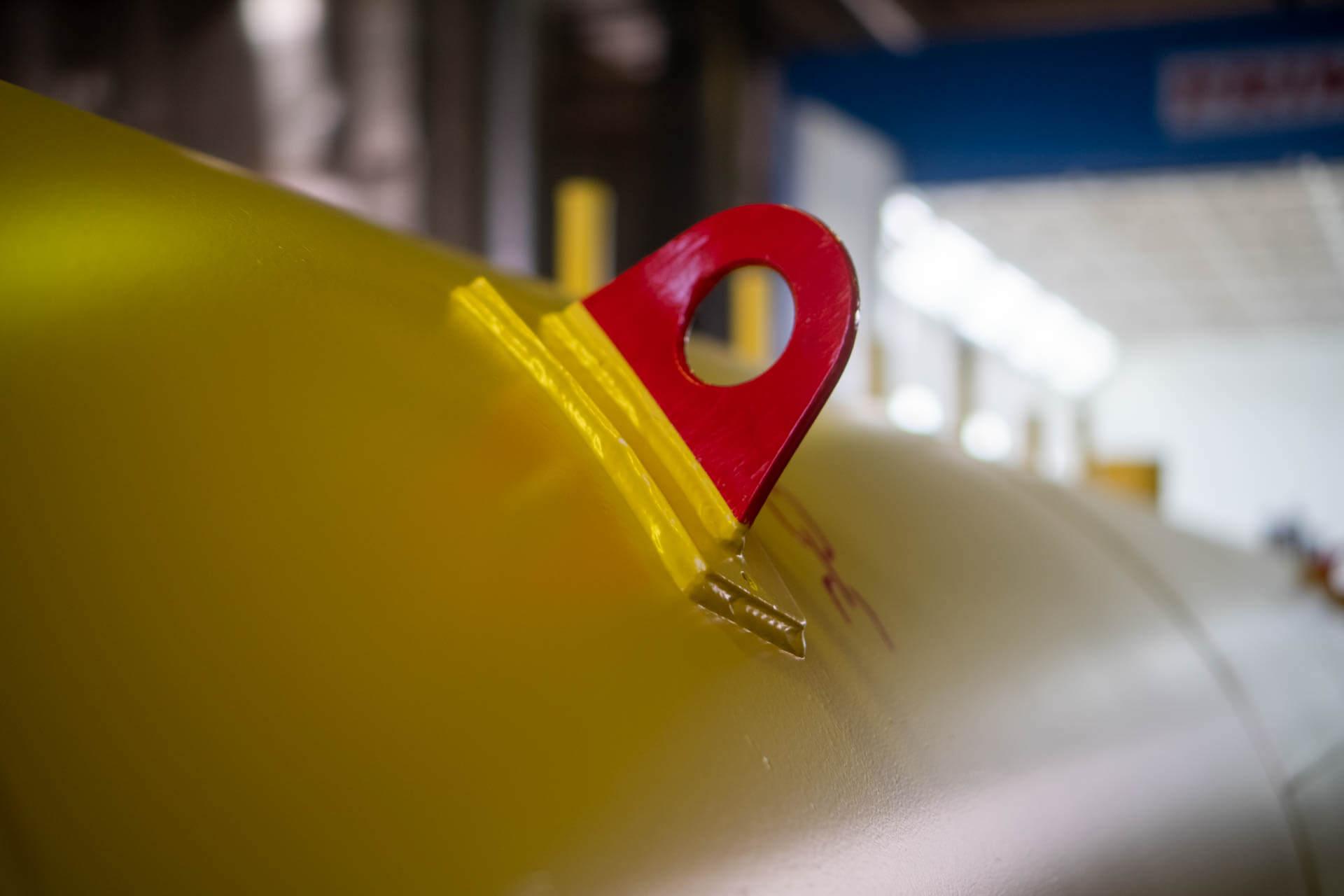 Качество покрытия ЛКМ ёмкостного оборудования